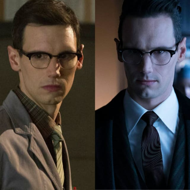 Edward Nygma/The Riddler (Gotham)