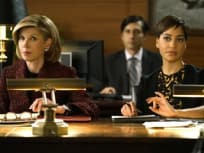 Diane and Lucca Handle a Case - The Good Fight
