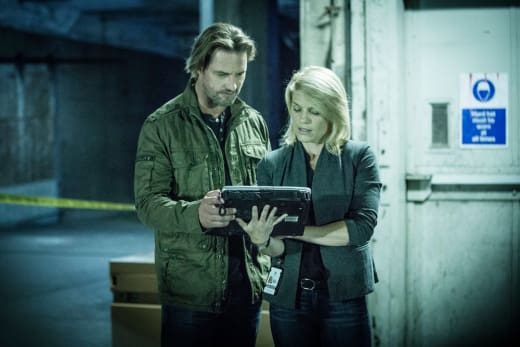 Searching for Clues - Colony Season 1 Episode 10