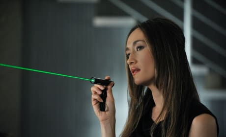 Laser Pointing