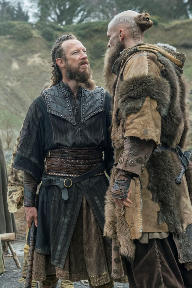 Vikings Season 5 Episode 14 Review: The Lost Moment - TV Fanatic