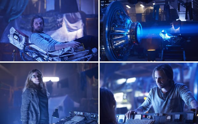 Cole returns to alt 2043 12 monkeys s1e6