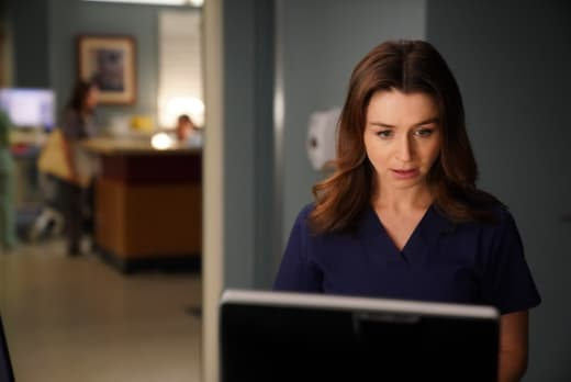Amelia Brainstorms - Grey's Anatomy Season 14 Episode 2