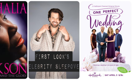 What to Watch: One Perfect Wedding, Celebrity Sleepover, Mahalia