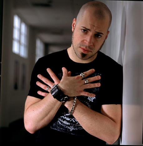 Chris Daughtry: USA Today Cover Story
