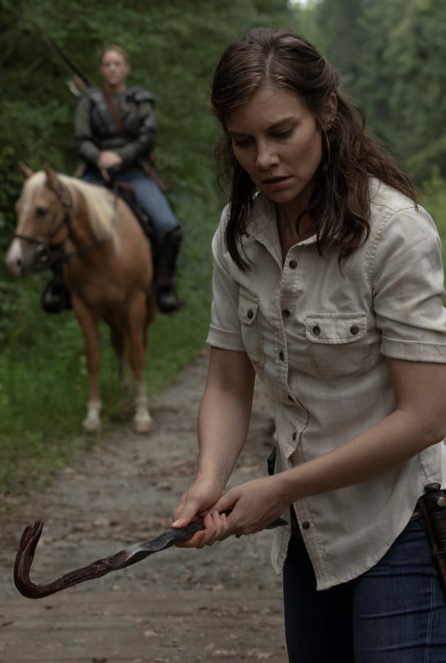 Time To See Negan - The Walking Dead Season 9 Episode 5