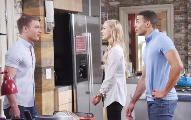Tripp Moves In - Days of Our Lives