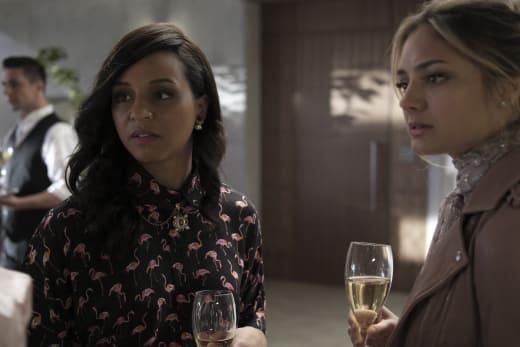 At a Party - The Arrangement Season 2 Episode 1