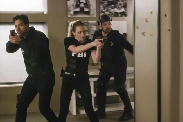 Hostage Situation - Criminal Minds