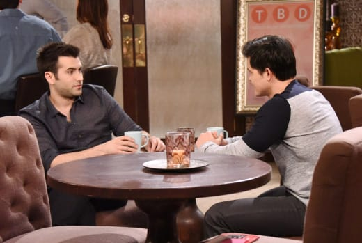 Sonny and Paul - Days of Our Lives