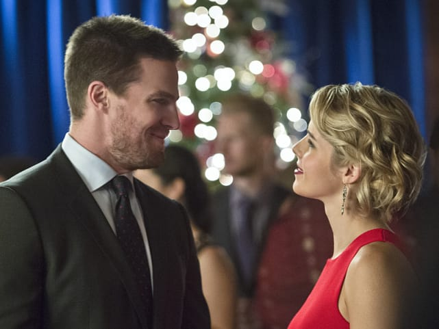Olicity in Danger
