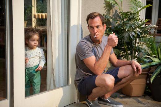 Chris Starts Smoking
