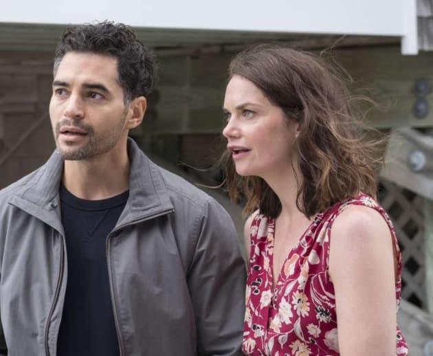 The New Couple - The Affair Season 4 Episode 4