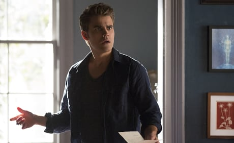 What is This?!? - The Vampire Diaries Season 7 Episode 4