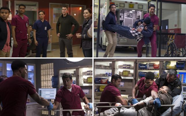 Back at work the night shift season 4 episode 1
