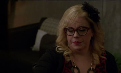 Criminal Minds Sneak Peek: Garcia Resigns!!