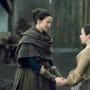 It's Jenny - Outlander Season 2 Episode 8