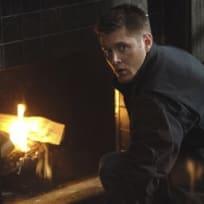 Dean Grabs a Shotgun