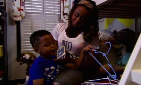 Phaedra Prepares For a Trip - The Real Housewives of Atlanta