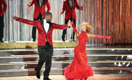 Michael and Peta: Foxtrot - Dancing With the Stars Season 20 Episode 2