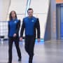 Arriving in the Shuttle Bay - The Orville Season 1 Episode 9