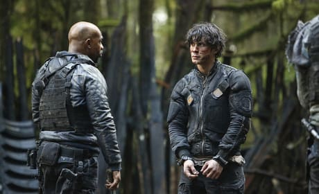 Returned to Arkadia - The 100 Season 3 Episode 10