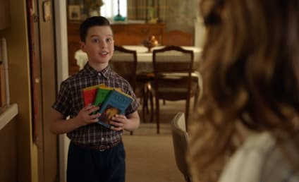 Watch Young Sheldon Online: Season 3 Episode 4