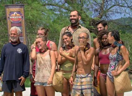 Watch Survivor Season 32 Episode 8 Online