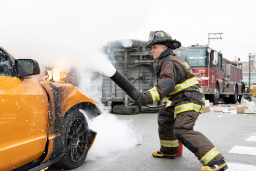 Herrmann - Chicago Fire Season 8 Episode 10