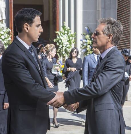 Showdown with Garcia - NCIS: New Orleans Season 3 Episode 11