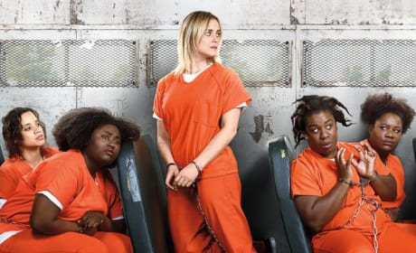 29 TV Characters Who Look Good in Orange