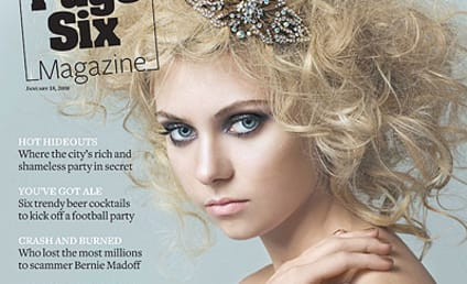 Taylor Momsen Covers Page Six Magazine