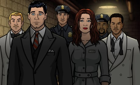 Archer breaks out of jail Season 8 Episode 3