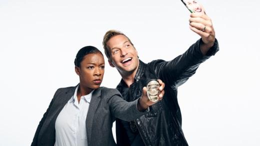 Hansen Selfie