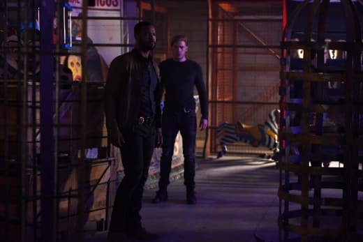 Search And Rescue - Shadowhunters Season 2 Episode 9