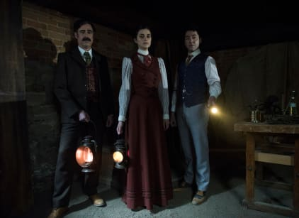 Watch Houdini & Doyle Season 1 Episode 9 Online