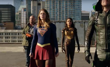 DC's Legends of Tomorrow Trailer: First Look At Four-Way DC Crossover!