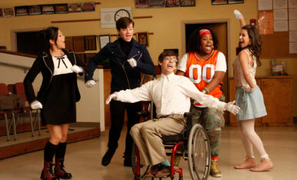 Glee Soundtrack: Coming in November