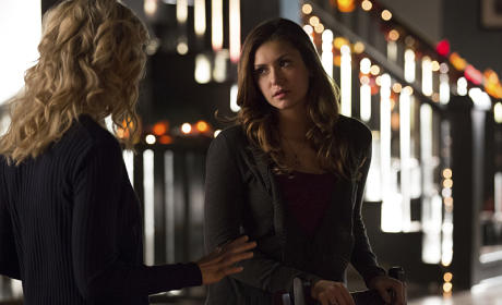 Elena and Liv - The Vampire Diaries Season 6 Episode 8