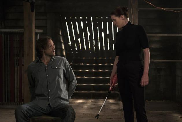 Cattle Prod Much? - Supernatural Season 12 Episode 1