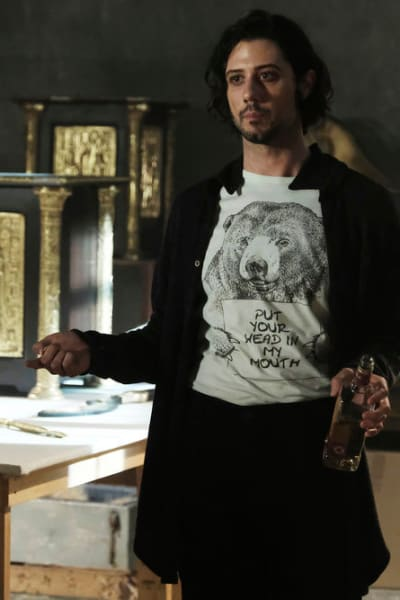 The Monster Hearts Tequila - The Magicians Season 4 Episode 6