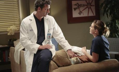 Meredith and Derek Moment - Grey's Anatomy