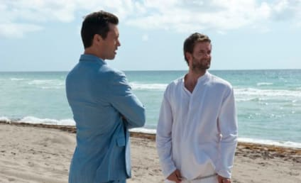 "Burn Notice Review: ""Hard Time"""