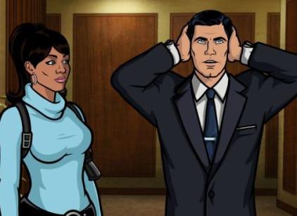 Watch Archer Season 4 Episode 5 Online