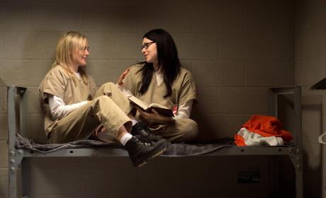 Girlfriends - Orange is the New Black