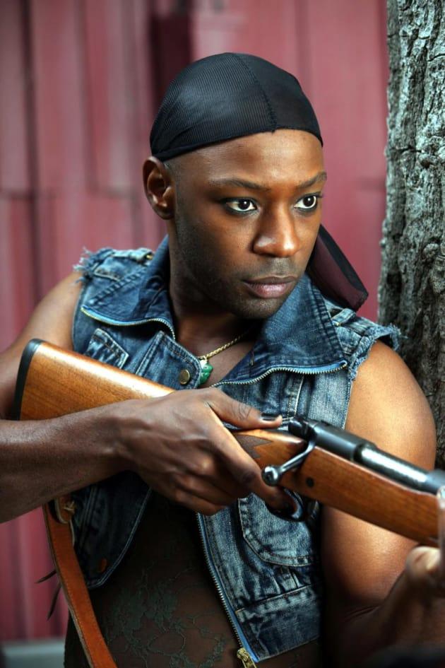 Lafayette and His Shotgun