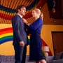 Jimmy and Kim share a moment - Better Call Saul Season 3 Episode 1
