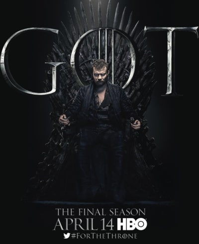 Euron on the Throne - Game of Thrones