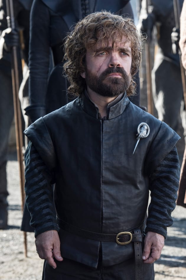 Peter Dinklage as Tyrion Lannister - Game of Thrones