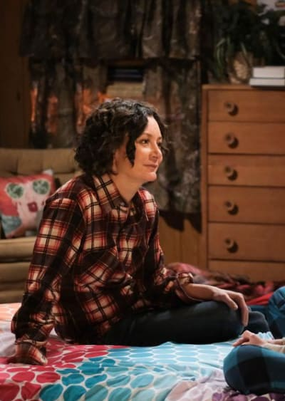 Comforting Mark - The Conners Season 3 Episode 12